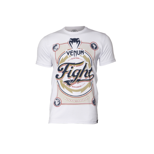Camiseta Venum Worldwide Branco